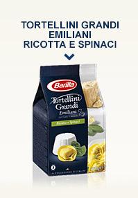 Tortellini Grandi Emiliani Ricotta e Spinaci