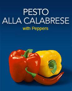 Pesto alla Calabrese