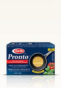 Barilla® Pronto™ Half-Cut Spaghetti