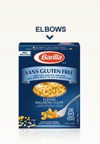 Macaroni coupés sans gluten