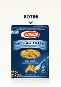 Rotini sans gluten