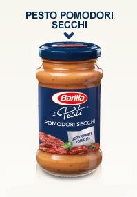 Pesto Pomodori Secchi -  mit getrockneten Tomaten