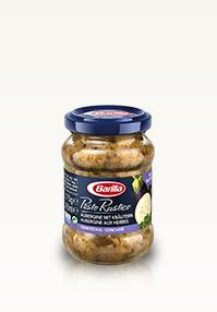 Pesto Rustico Aubergine mit Kräutern