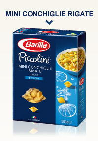 Mini Conchiglie Rigate