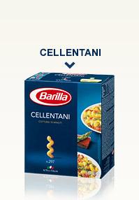 Variétés de Pâtes Classiques – Cellentani