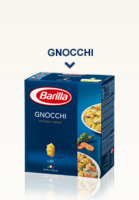 Variétés de Pâtes Classiques - Gnocchi
