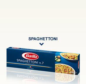 Pâtes Classiques Spaghettoni n.7