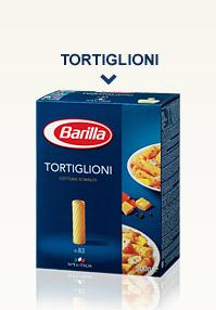 Pâtes Classiques – Tortiglioni