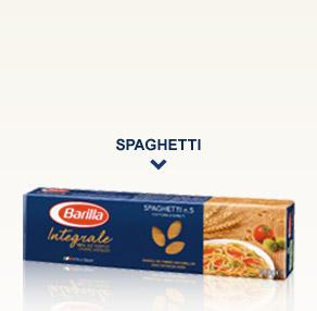 Pâtes Complètes Spaghetti n.5