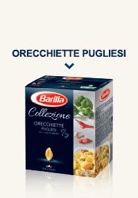 Toutes les Pâtes Italiennes – Orecchiette