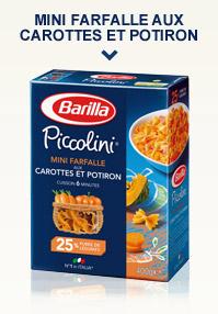 Piccolini Carottes Potiron