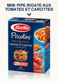 Piccolini Tomates Carottes