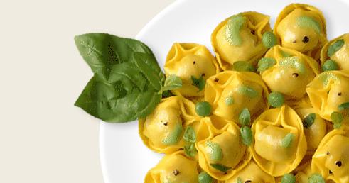 Recettes de Saison – Tortelloni Légumes
