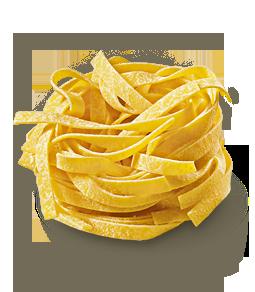 Tagliatelle all'Uovo (με αυγά)