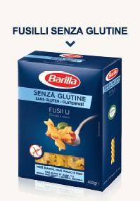 Bez Glutena Fusilli