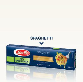 Spaghetti Økologisk