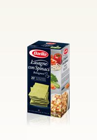 Lasagne cu Spanac