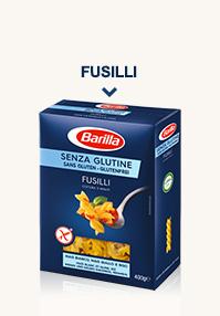 Glutenfri Fusilli
