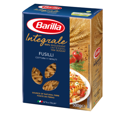Whole Grain Fusilli