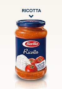 Paradižnikova omaka s sirom rikota ( Ricotta )