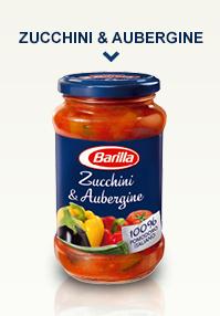 Paradižnikova omaka z bučkami in jajčevci