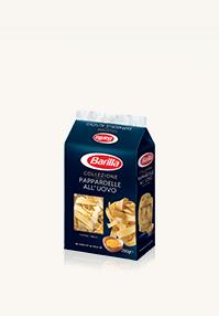 Pappardelle - Široki jajčni rezanci