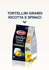 Tortellini Grandi Ricotta e Spinaci