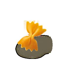 Havuç ve Balkabaklı Mini Farfalle