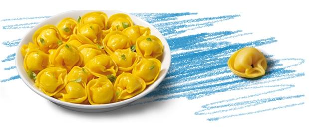 Fagottini con Ricotta e Parmigiano Reggiano