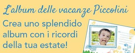 L'Album delle Vacanze Piccolini