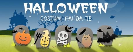 Costumi di Halloween fai-da-te!
