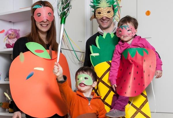 Famiglia Frutta