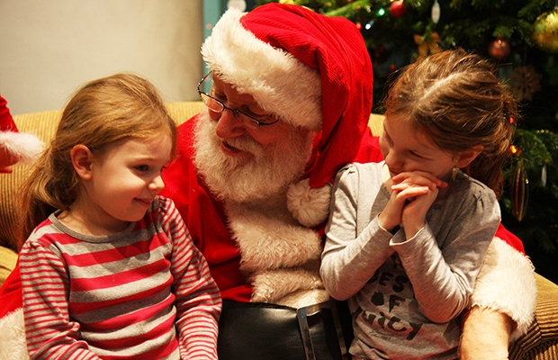 Chi è Babbo Natale?