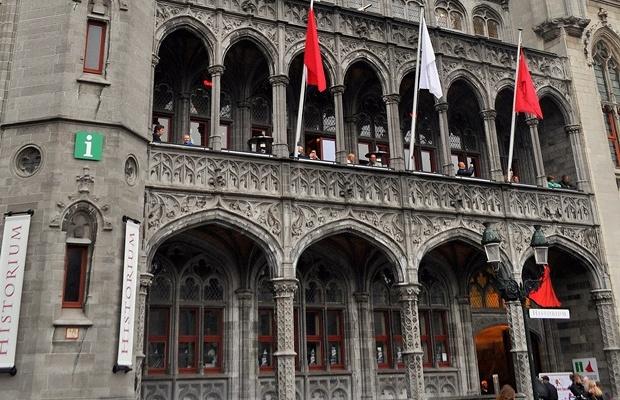 Bruges per bambini: Historium, un viaggio interattivo nel medioevo