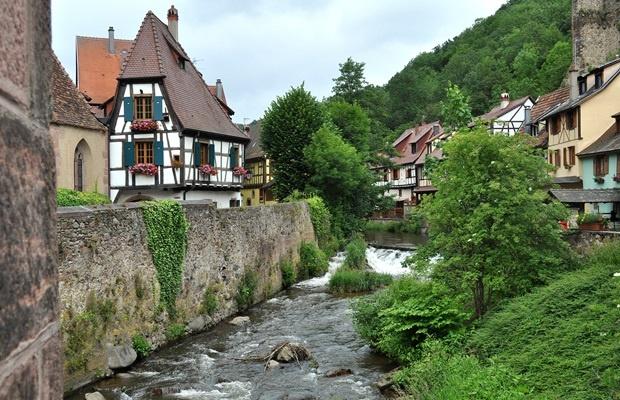 Vacanze di Pasqua in Alsazia: Kaysersberg