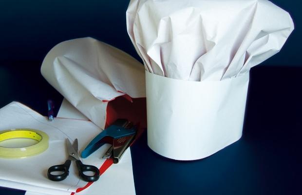 Tutorial per creare il vestito di Chef Max