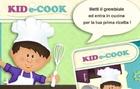 APP PER BAMBINI: KidECook: grandi Chef si diventa da piccoli