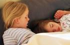 Bambini a letto sempre alla stessa ora!