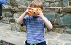 Gita fotografica per bambini