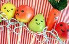 Frutta e verdura per essere più felici