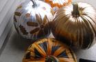 3 modi diversi per decorare una zucca