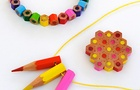Tre idee per creare oggetti divertenti e originali con le matite colorate
