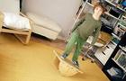 I giochi dei vostri bambini: cucinetta e rocking board