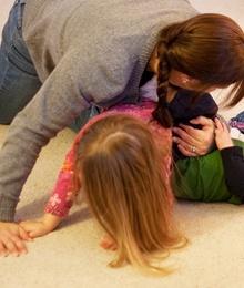 10 modi per essere piu' presenti con i bambini