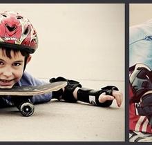 Skateboard e waveboard